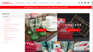 Coca Cola Gifts