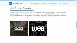 Warner Music Artist