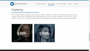 Warner Music Publishing