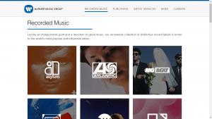 Warner Music Recorded Music