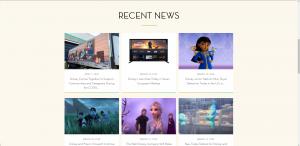 The Walt Disney Company Recent News