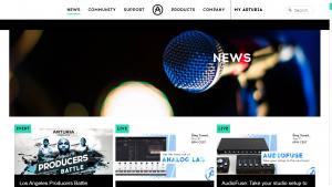Arturia News