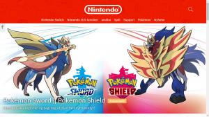 Nintendo Homepage