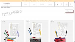 Papier Tigre Product List