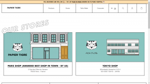 Papier Tigre Shops