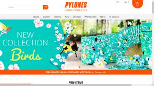Pylones Homepage